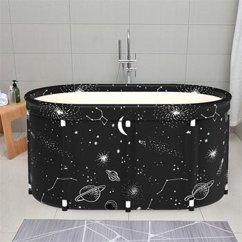 Til voksne badekar Sammenklappeligt badekar